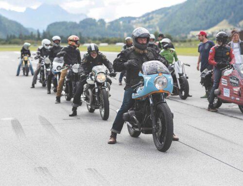 "Sprintrennen ""Top of the World"" in St. Moritz"