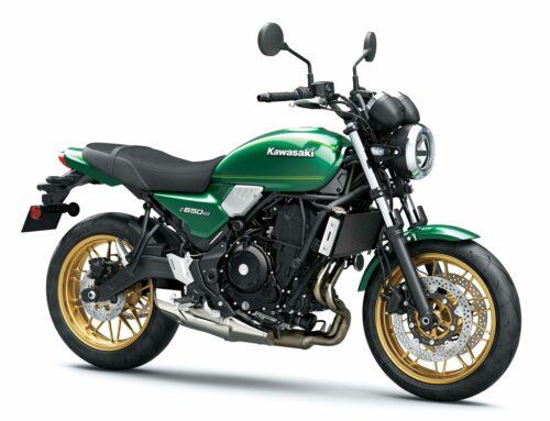 Kawasaki Z650RS – Mittelklasse Retro-Modell kommt 2022
