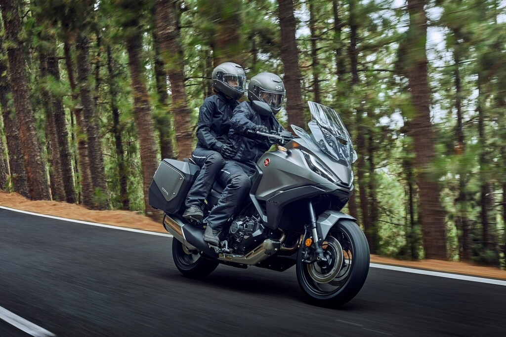 Neues Tourenmodell 2022: Honda NT 1100